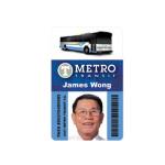 Bezpieczne karty HID Fargo z metalizowaną folią