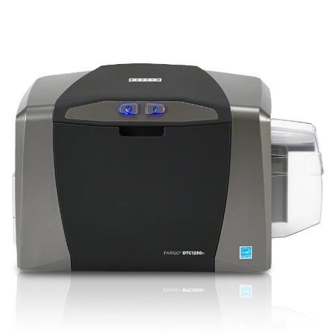 drukarka kart plastikowych Fargo DTC1250e - front