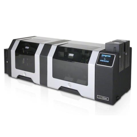 drukarka kart Fargo HDP8500 z laminatorem - lewa strona