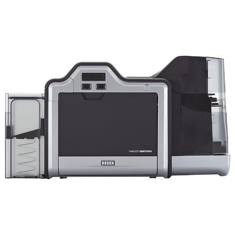 drukarka Fargo HDP5000 jednostronna z dodatkowym podajnikiem
