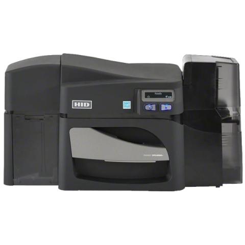 drukarka kart FARGO DTC4500e front