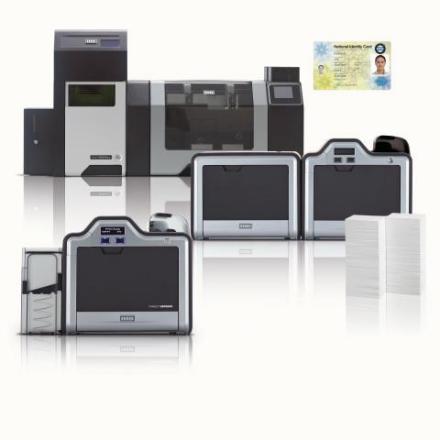 Akcesoria do drukarek kart plastikowych