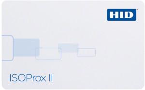 Karty plastikowe HID IsoProx II