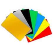 Karty plastikowe zwykłe
