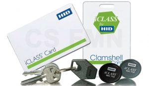 Kartay zbliżeniowe HID iClass