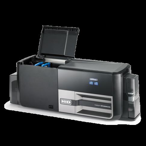 drukarka kart plastikowych