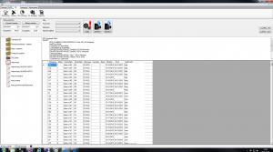 System kontroli dostępu Chronos - wersja sieciowa - własne raporty